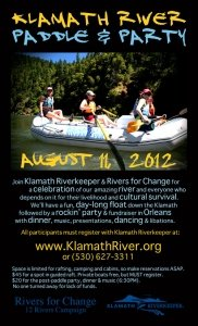 , Klamath, Rivers For Change