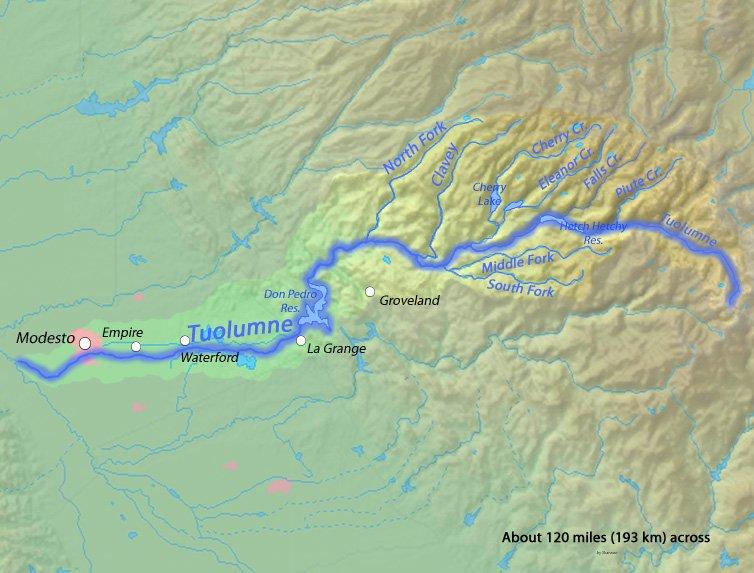 , Tuolumne, Rivers For Change