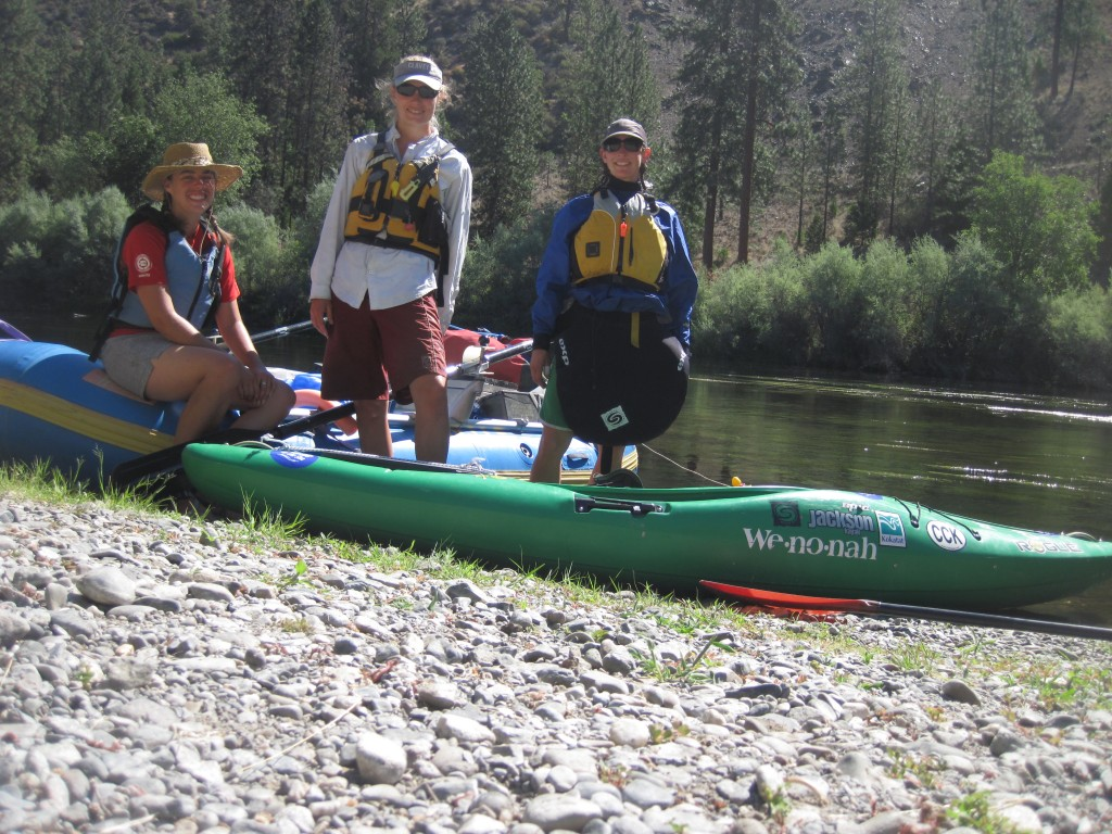 , The Middle Klamath – Warmest water this side of the Tropics, Rivers For Change