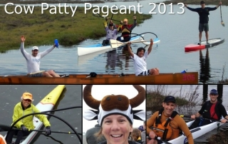 Cow Patty Pageant