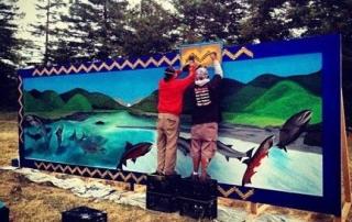 Klamath Mural