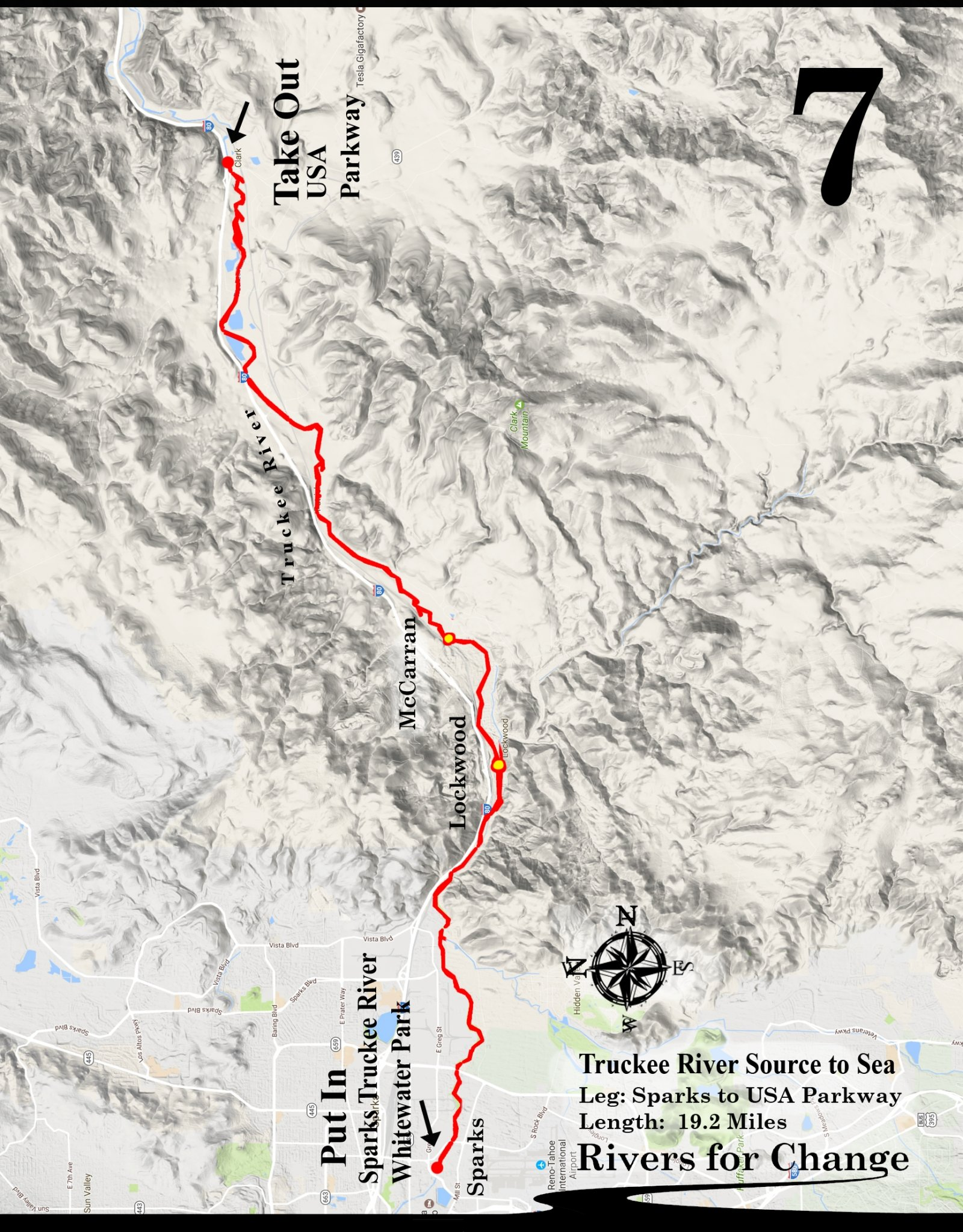 the series of 10 maps below show the route in reverse order flowing from finish to start scroll all the way to bottom to view the trip start on map 1