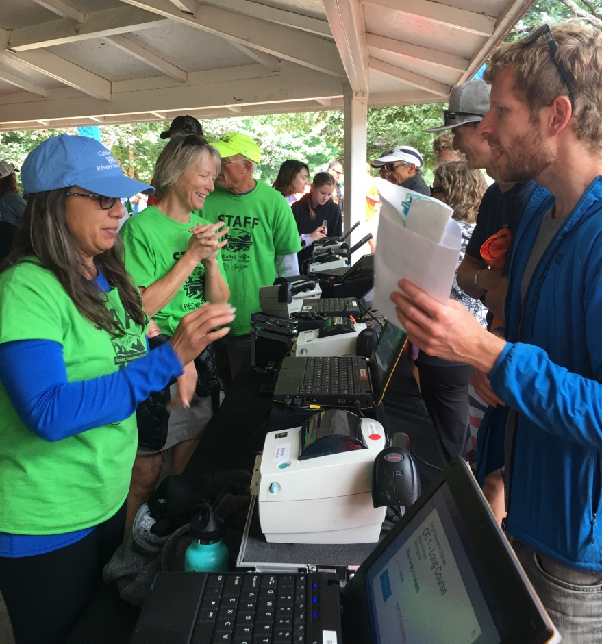 , Gorge Downwind Champs, Rivers For Change