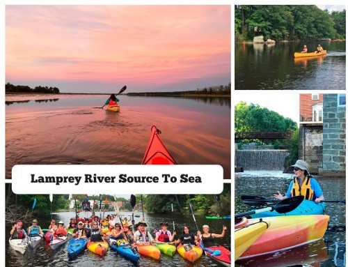 Lamprey River Source To Sea Project!
