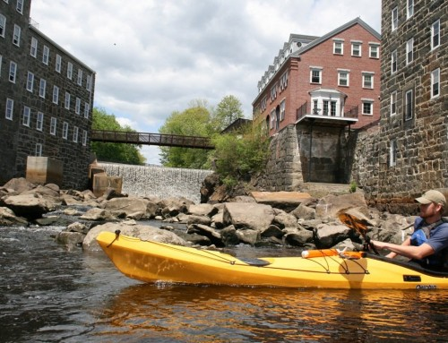 Lamprey River Source to Sea paddle next week!